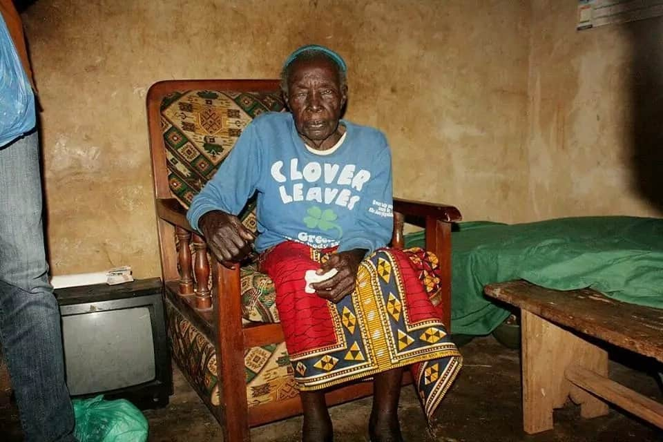 Meet alleged oldest woman in Cross River state, she's 151 years old (photos)