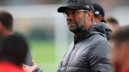 Jurgen Klopp makes big statement as Liverpool go top on the EPL standings