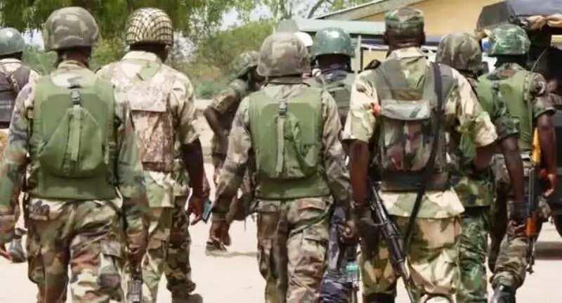 Yanzu Yanzu: Rundunar soji sun kashe yan ta'adda, sun samo dabbobi 147 da aka sace a Borno