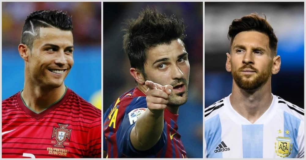 Top 10 finest footballers in the world