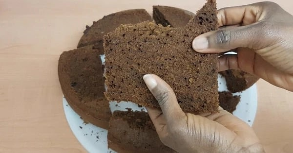 nigerian sponge cake