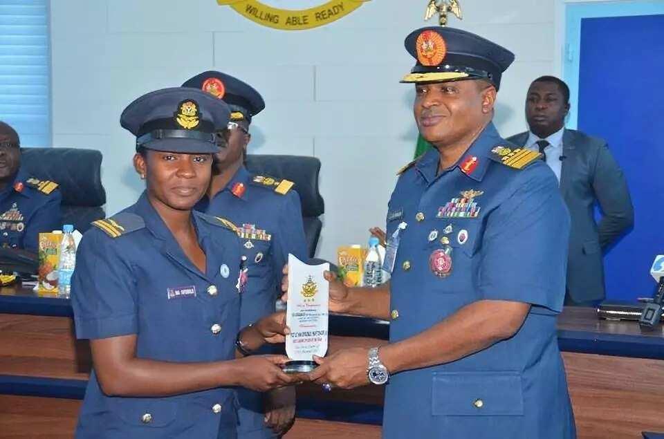 Nigerian Air Force honours personnel, civilians at CAS Awards Ceremony