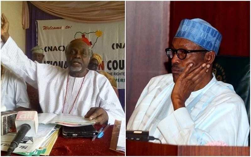 Olapade Agoro: Nigeria loses former presidential candidate to death