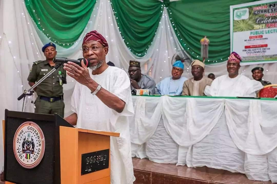 I have fulfilled the essence of governance - Aregbesola