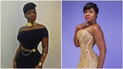 Curvy actress trolls female celebrities who are over 30 and still single, cries out to her future husband