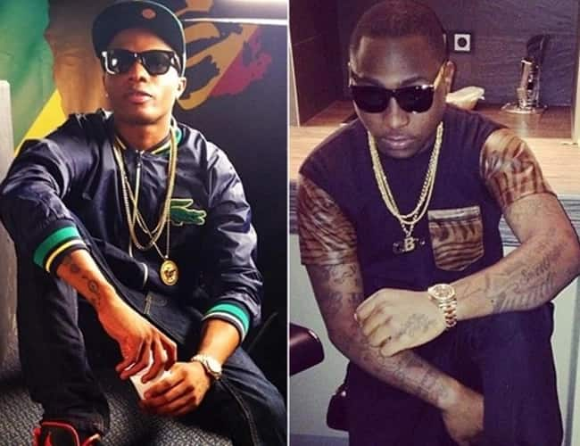 Wizkid and Davido: Who is The Richest in 2019? ▷ Legit ng