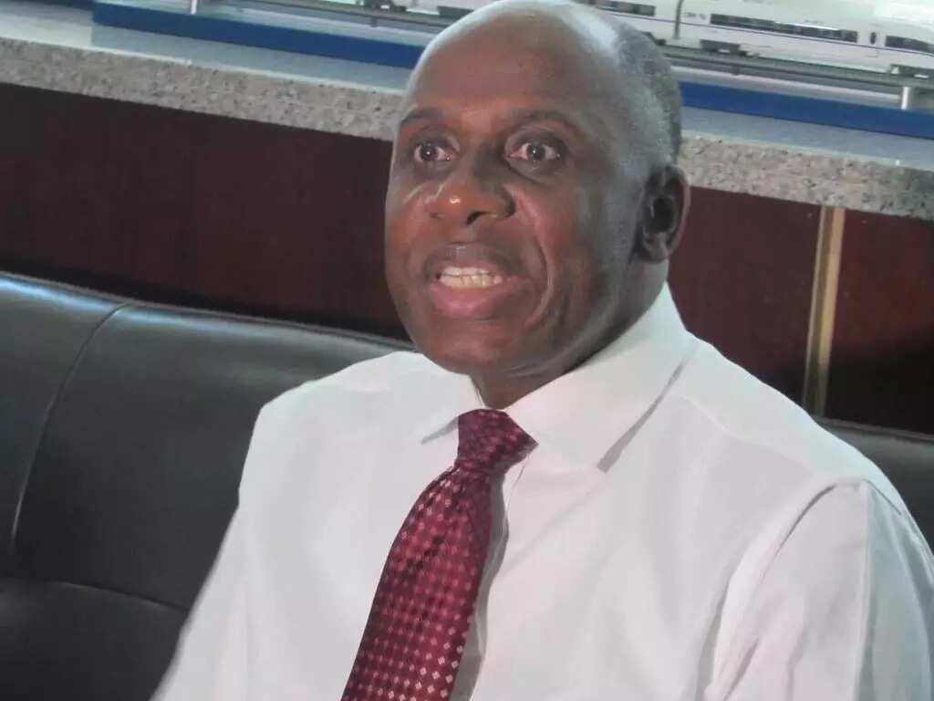 Rikita-Rikita: Majalisar tarayya ta bukaci Ministan Buhari ya ajiye mukamin sa