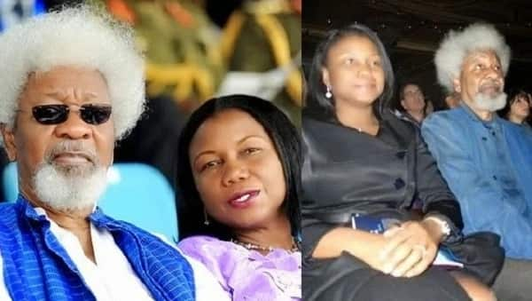 Wole Soyinka wife and their love story