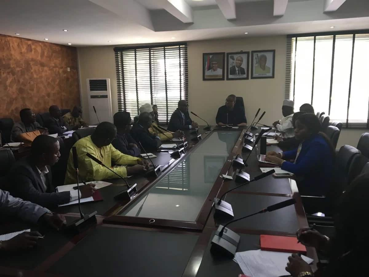 Mayor of Bamako meets minister over plans to purchase 400 Innoson motors (photos)