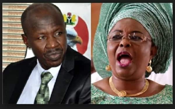 Yoruba youths urge EFCC to stop harrassing Patience Jonathan as she does not engage in corrupt practices
