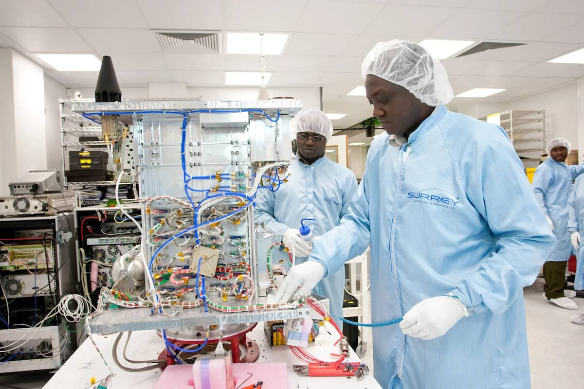 nigerian science and technology