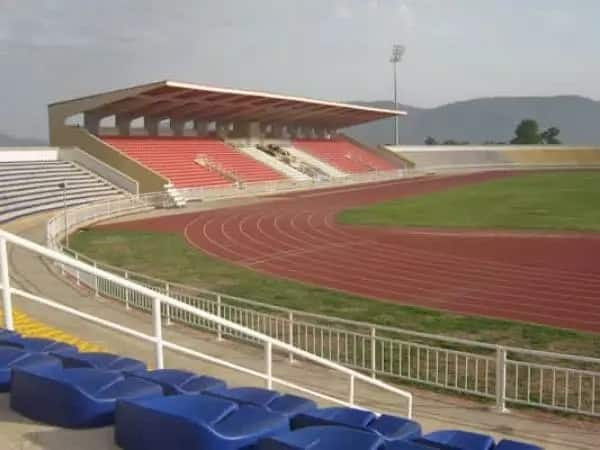 One of the biggest stadium in Nigeria