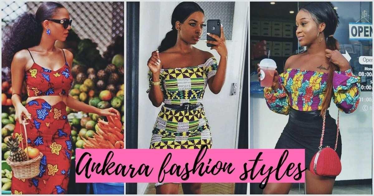 cda18ade054 Ankara Fashion Styles Worn by Nigerian Celebrities in 2019 ▷ Legit.ng