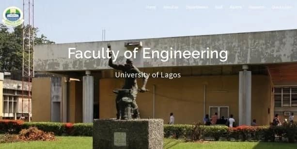 University of Lagos Faculty of Engineering and Technology