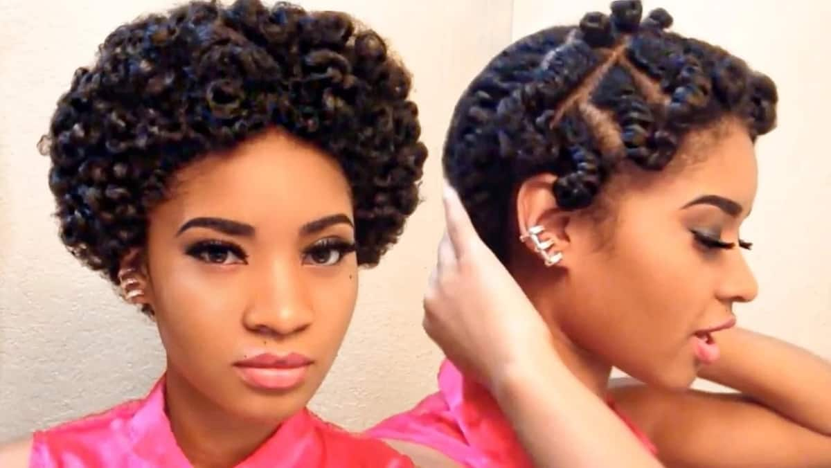 Natural Hair Twist Styles For Long And Short Hair Legit.ng