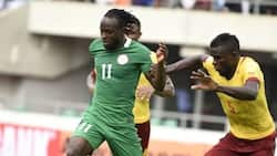 CAF name 2 Super Eagles stars among best 11 players at the World Cup 2018 qualifiers