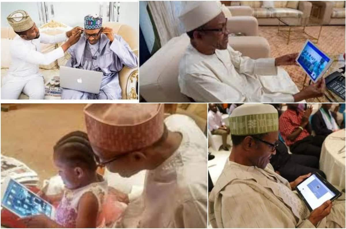 Things Buhari can't do without