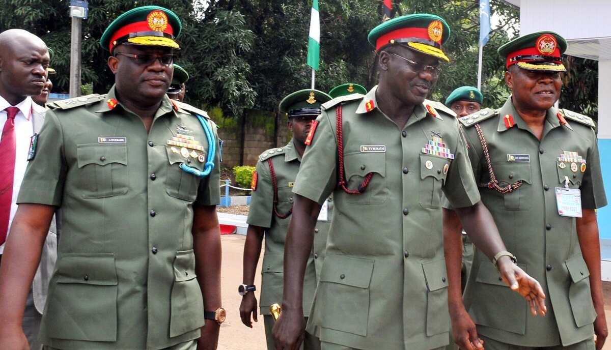 Banditry: Buratai visits Daura, promises construction of 171 Battalion barracks