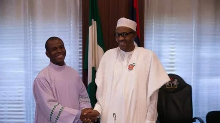 NDA invasion: Father Mbaka sends serious warning to Nigerians, says more troubles coming