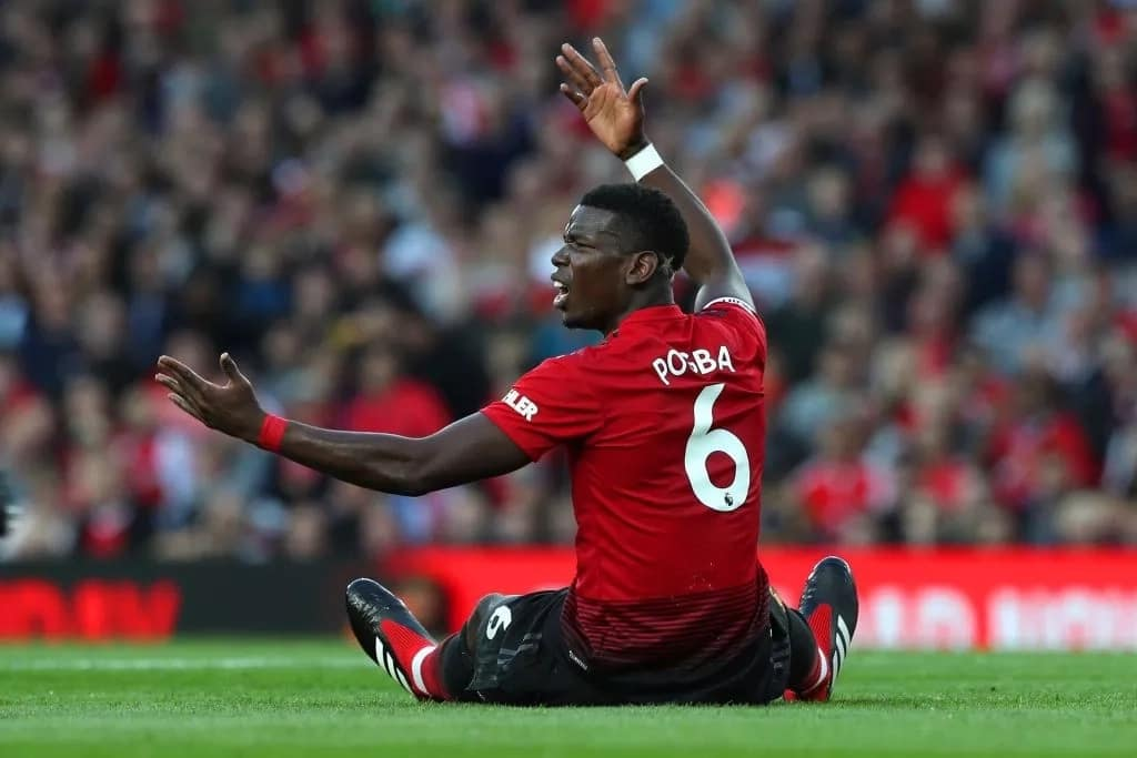 Ince urges Pogba to allow his football do the talking