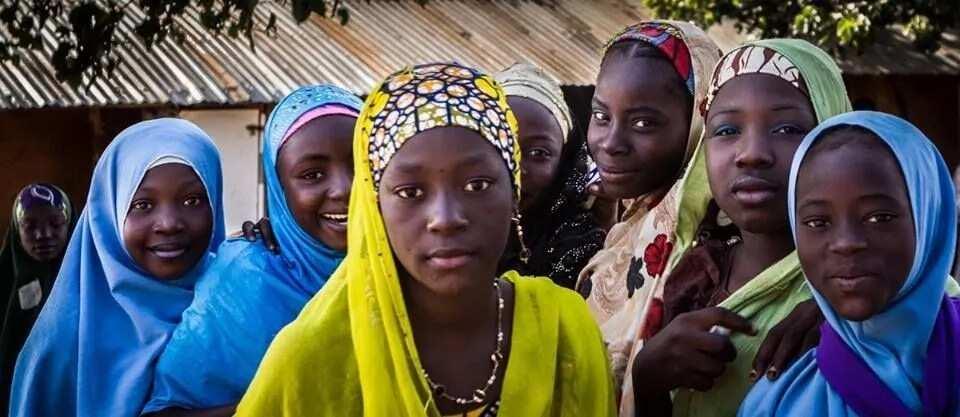 Hausa cultural dressing