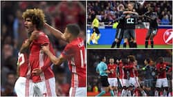 Europa: Man Utd za ta hadu da Ajax a wasan karshe