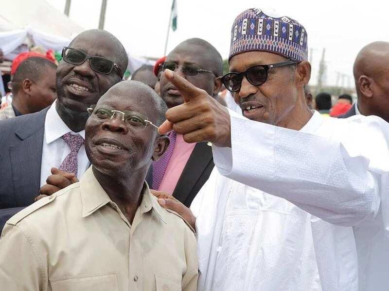 2019: Daga Buhari har Oshiomhole ba zasu iya ceton Sani da sauransu ba - APC