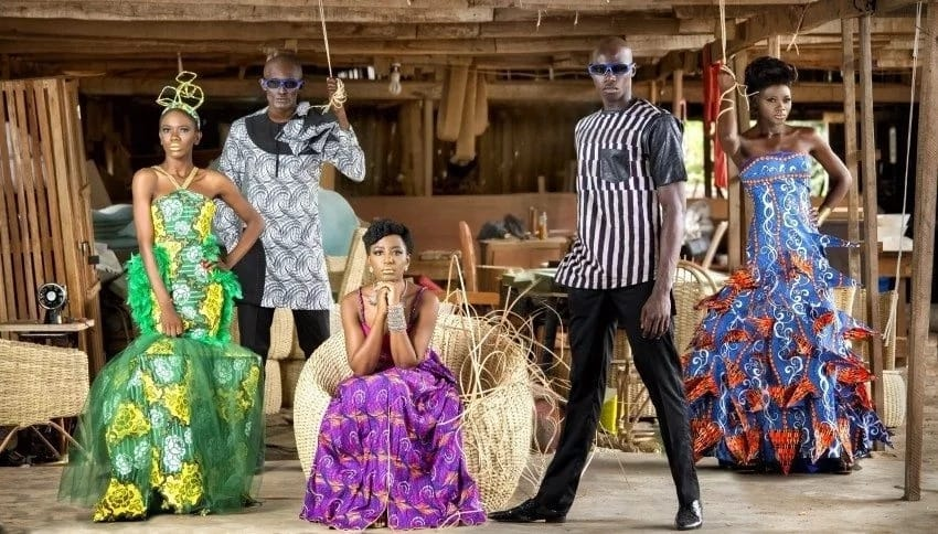 Top fashion designers in Nigeria
