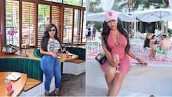 Girls hate on me because of my expensive bag which cost N1.8M - Vera Sidika boasts (photos)