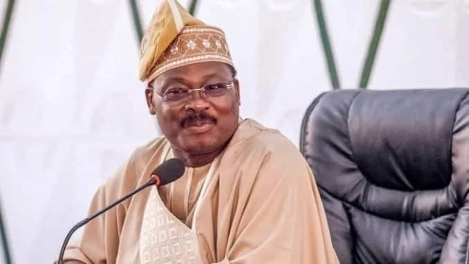 Interesting facts about Ajimobi a pillar in APC's recognised acting national boss