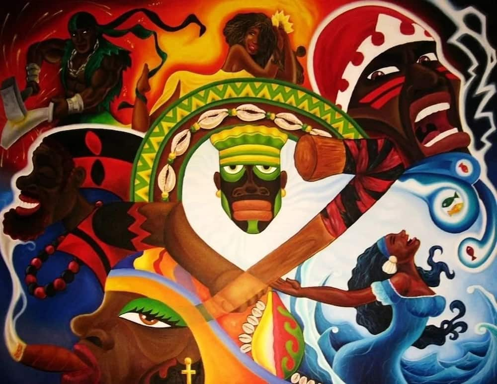 Yoruba Gods and Goddesses