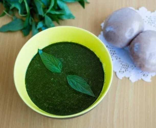 Amala and Ewedu soup recipe