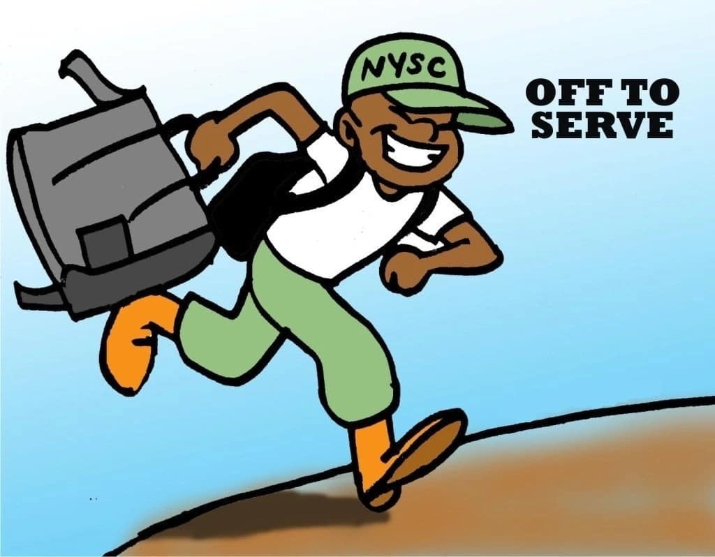 NYSC orientation camp requirements