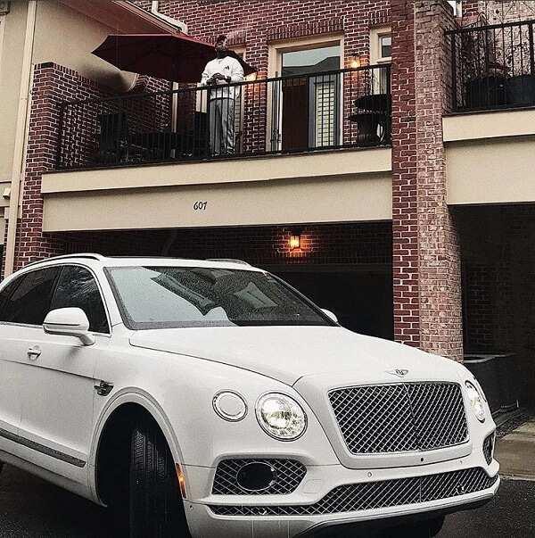 Davido house in the USA, Atlanta