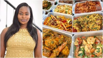 Meet Benedicta Elechi a 39-year-old graduate of analytical chemistry who turned out to be a chef (photos)