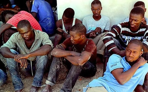 200 African Immigrants Dead On Thier Way To Europe