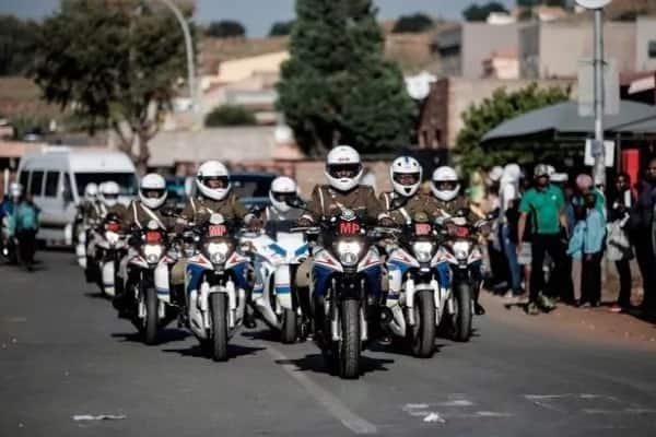 Photos from Winnie Mandela's funeral in South Africa