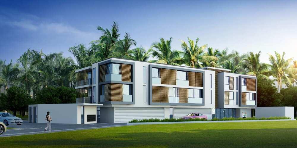 Banana island houses: 9 Nigerian celebrities living there