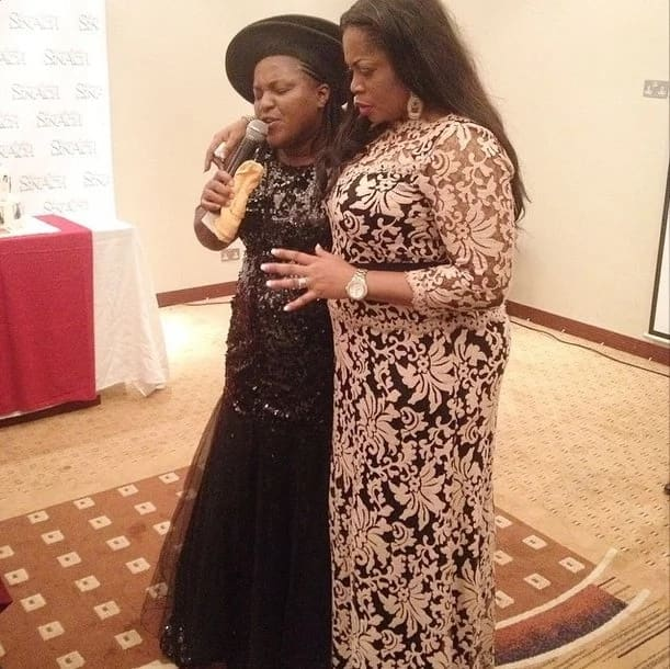 Chioma Jesus and Sinach